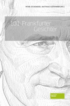 101 Frankfurter Gesichter Societäts Verlag