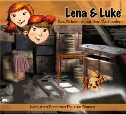 Lena & Luke Episode 1: Das Geheimnis auf dem Dachboden (Hörspiel) Blue Sky Music UG