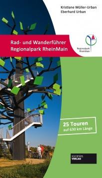 Rad- und Wanderführer Regionalpark RheinMain Societäts Verlag