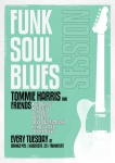 Blues/Soul/Funk Session mit Tommie Harris & Friends