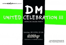 United Celebration - Die ultimative Depeche Mode Party