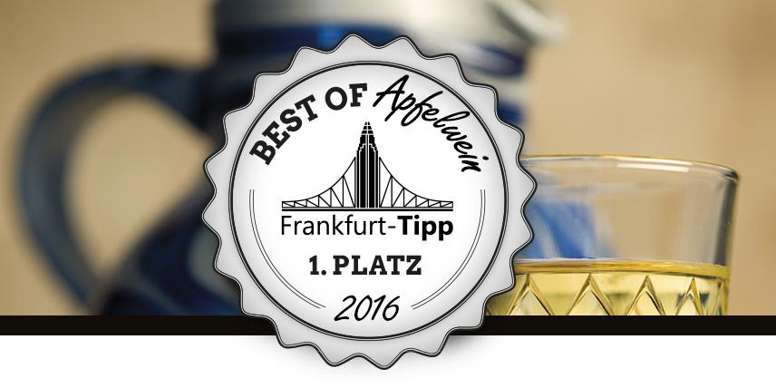 Best of Apfelwein 2016